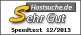 Hostsuche Speed 12/2013